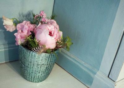 auf Bestellung Blumenschnitt im Glas