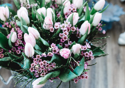auf Bestellung Blumenstrauss