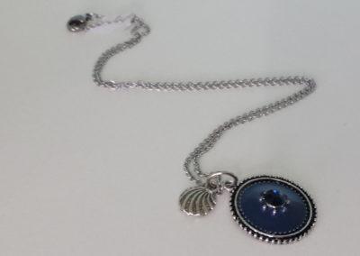ShopS107 - Emailierte Halskette - 39.00 an Lager